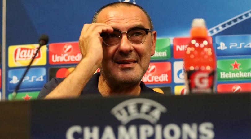 Champions League, Sarri: «È un Napoli che intriga l'Europa»