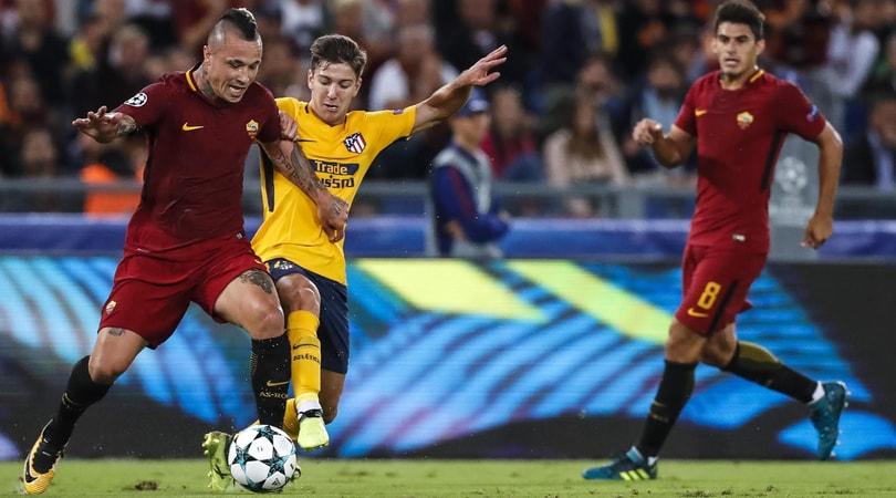 Champions League, Roma-Atletico Madrid 0-0: super Alisson, ma manca un rigore