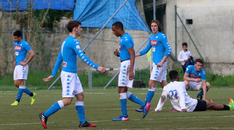 Youth League, Shakhtar Donetsk-Napoli 1-2: Gaetano e Zerbin