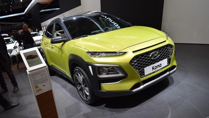 Le novità Hyundai del Salone di Francoforte