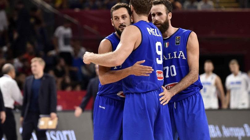 Eurobasket 2017, Italbasket all'esame Serbia