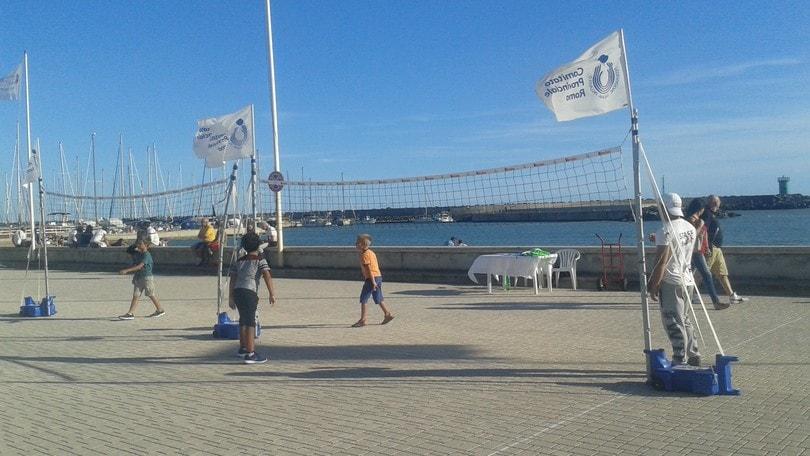 """Minivolley: il 30 settembre ad Ostia """"Un mare di sport"""""""