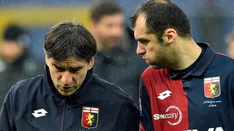 Serie A Genoa, differenziato per Pandev. Salta la Lazio?