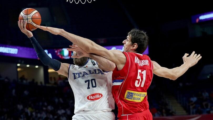 EuroBasket 2017: Serbia troppo forte, Italia eliminata