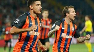 Shakhtar Donetsk-Napoli 2-1, Insigne e compagni ko in Ucraina