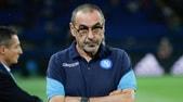 Napoli, Sarri: «Mertens non può giocare sempre»