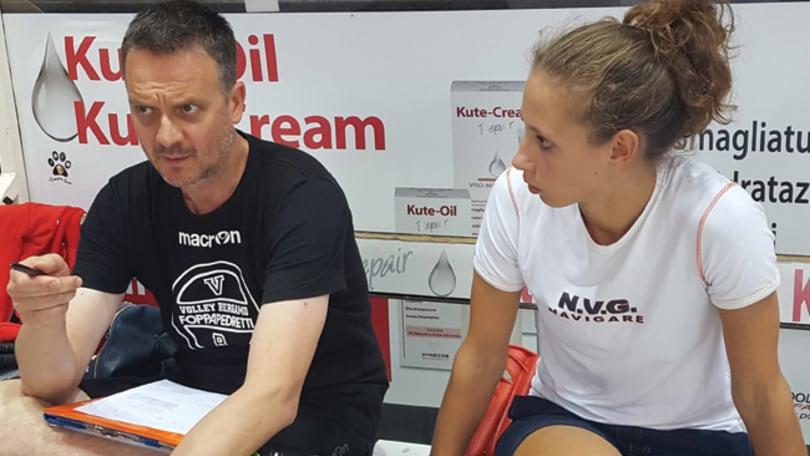 Volley: A1 Femminile, Ofelia Malinov a Bergamo per recuperare dall'infortunio