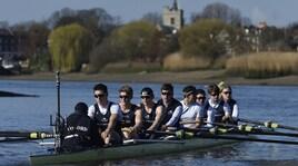 La Reggia di Caserta ospita la storica Oxford-Cambridge