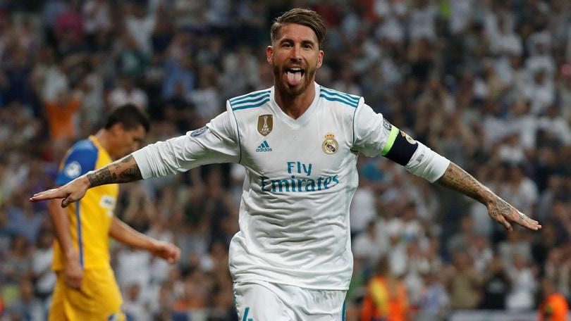 Champions: dominio Real, il tris dei Blancos a 5,25