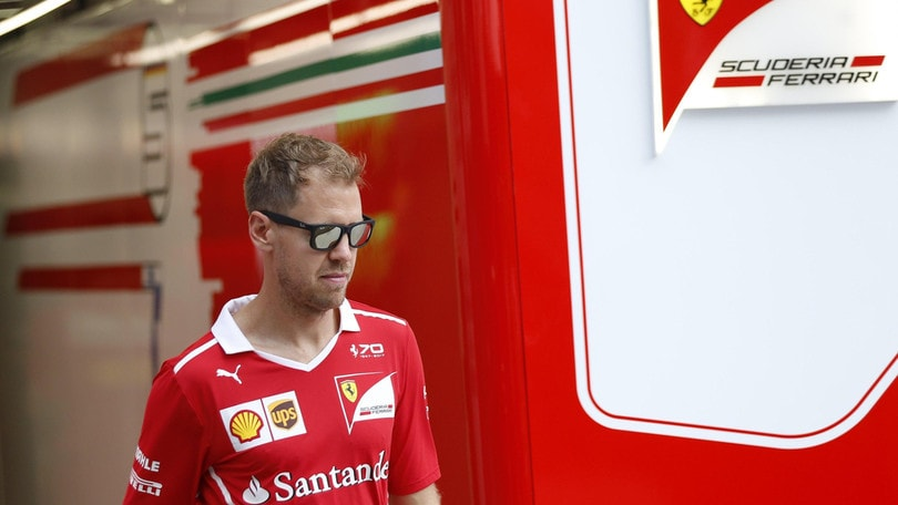 F1 Ferrari, Vettel: «A Monza volevamo vincere»