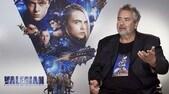 Valerian, intervista esclusiva a Luc Besson