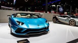 Lamborghini Aventador S Roadster: foto
