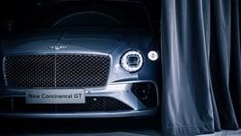 Bentley Continental GT 2018, foto