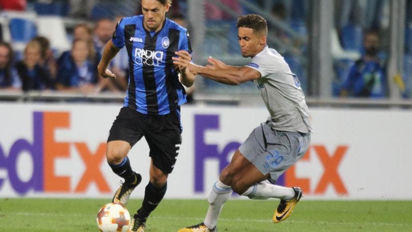 Europa League: l'Atalanta vola, qualificazione a 1,50