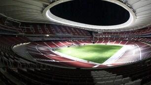Wanda Metropolitano, ecco la nuova casa dell'Atletico Madrid