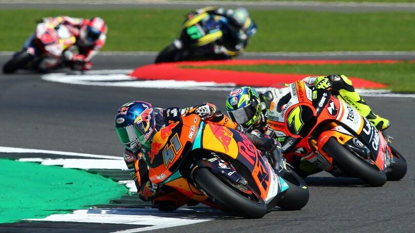 Moto2, Valencia: test ok per Red Bull KTM