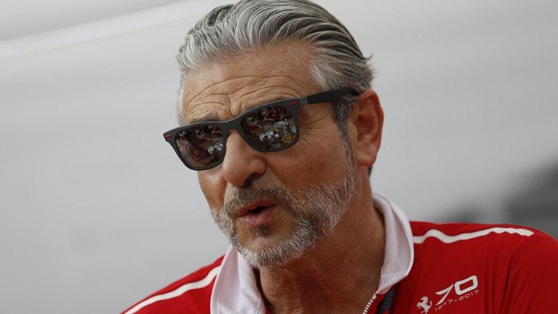 F1 Singapore, Arrivabene: «Pole importante, ma la gara è domani»