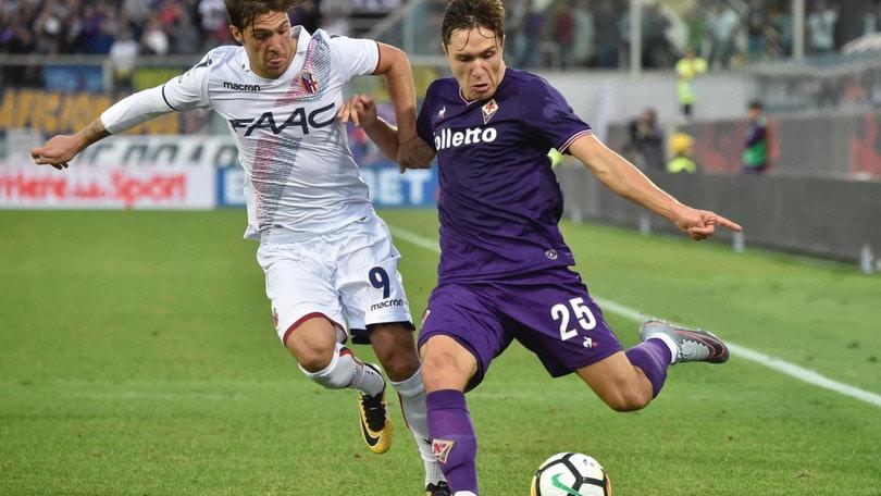 Serie A, Fiorentina-Bologna 2-1: il tabellino