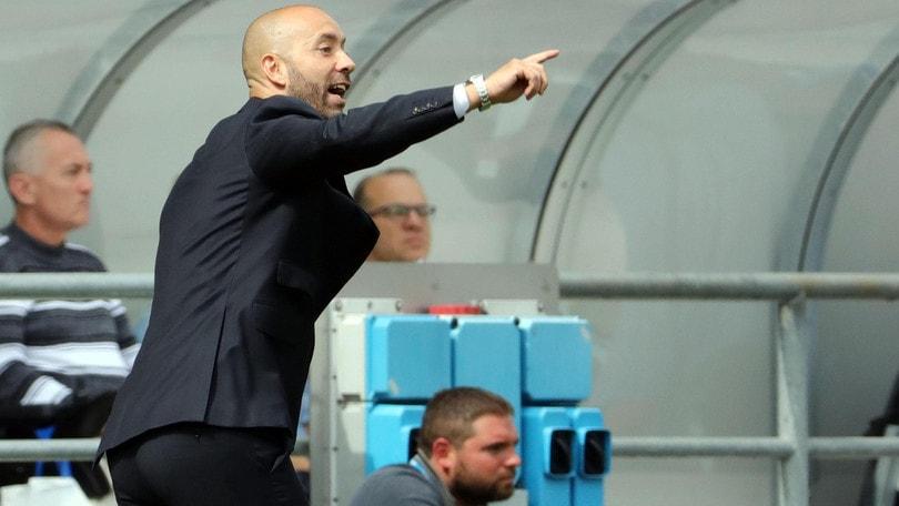 Serie A Sassuolo, Bucchi: «Lazio grande, voglio vedere rabbia»