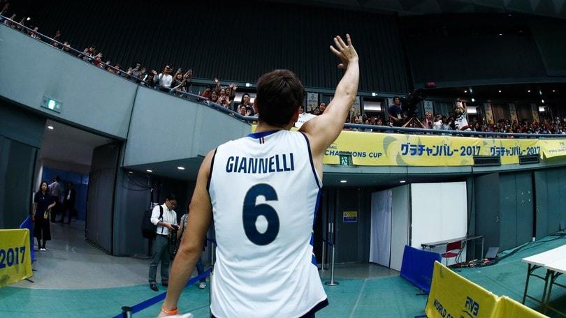Volley: Grand Champions Cup, Giannelli e Piano miglior alzatore e miglior centrale