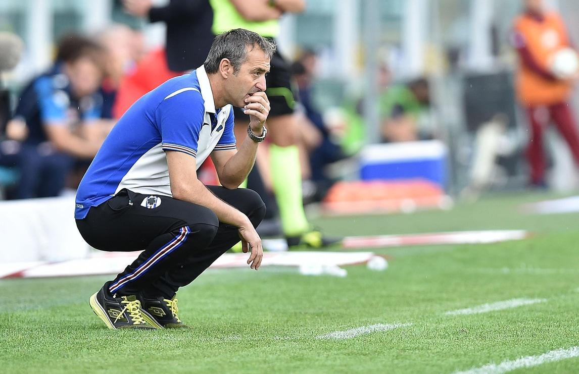 Serie A Sampdoria, Giampaolo: «Quagliarella è un top player»