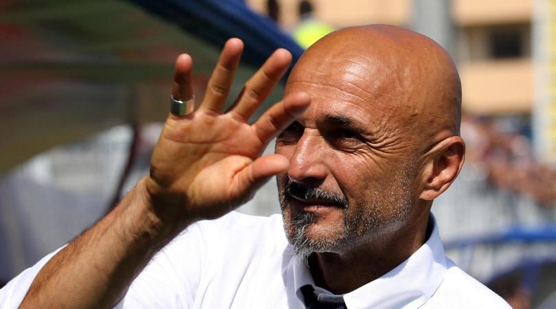"""Spalletti """"nasconde"""" l'Inter: «Non siamo ancora una grande squadra»"""