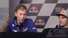 MotoGp Yamaha, Jarvis: «Spero che Pedrosa firmi con noi»
