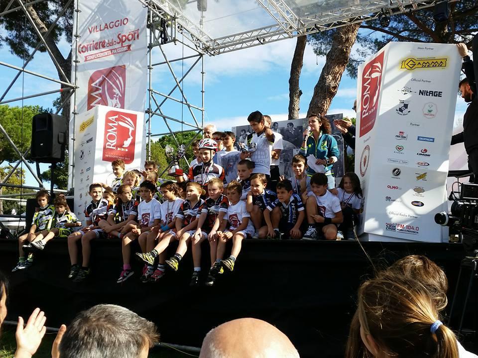 Granfondo Campagnolo Roma 2017: promozione per le famiglie