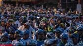 Granfondo Campagnolo Roma 2017: i più numerosi come i team Pro