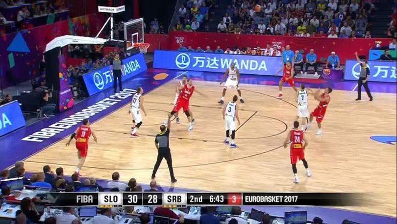 Eurobasket, il coast to coast di Doncic