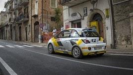 Opel al Rally di Roma, prosegue la battaglia per il titolo