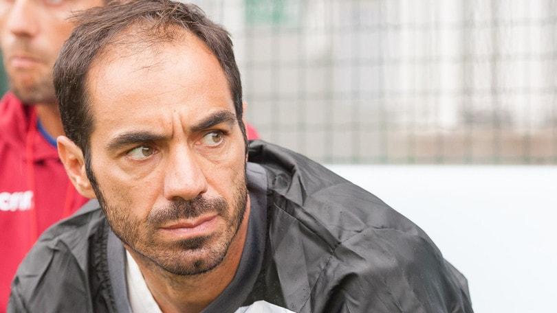 Serie C Arezzo, esonerato il tecnico Bellucci: panchina a Pavanel