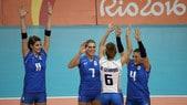 Volley, Europeo femminile: trionfo Italia a quota 5,00