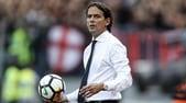 Lazio, Inzaghi: «Napoli, miglior calcio d'Europa»