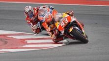 MotoGp, Marquez: «Corsa iridata ancora incerta»