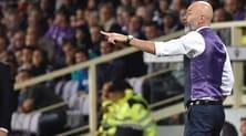 Serie A Fiorentina, Pioli: «Con la Juventus bisogna dare qualcosa di più»