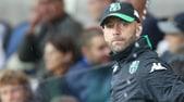 Serie A Sassuolo, Bucchi: «Cagliari forte, ma noi vogliamo punti»