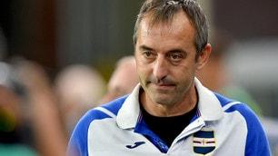 Serie A Sampdoria, Giampaolo: «A Verona ci sarà da sudare»
