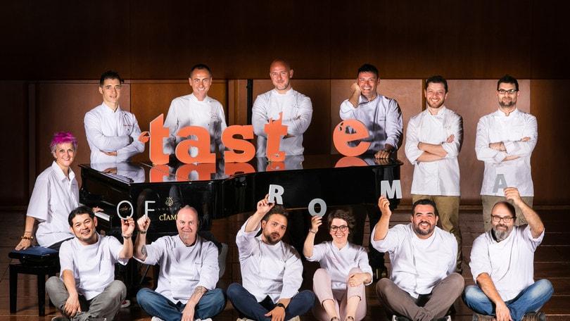 Taste of Roma, il top degli chef