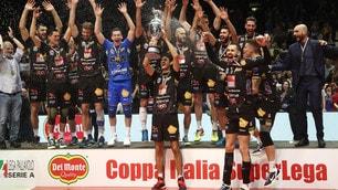 Volley: Mondiale per Club, la Lube sorteggiata nel girone A