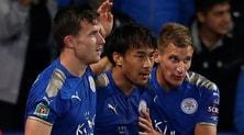 Efl Cup, il Leicester fa fuori il Liverpool