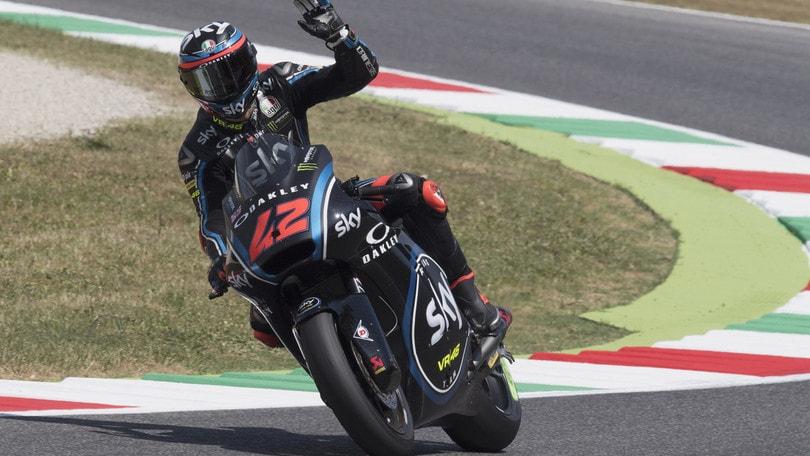 Sky Racing Team VR46: nel 2018 arrivano Marini e Foggia