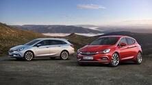 Opel Astra, già raggiunti 500.000 ordini