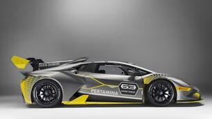 Lamborghini Huracan Supertrofeo Evo: foto