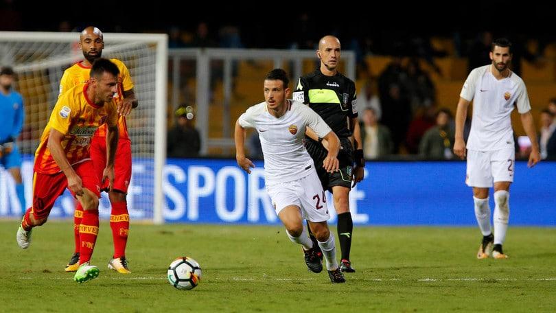 Serie A Roma-Benevento, formazioni ufficiali e tempo reale alle 20.45. Dove vederla in tv