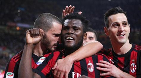 Serie A, quinta giornata: Il Milan vince di rigore. Manita Atalanta