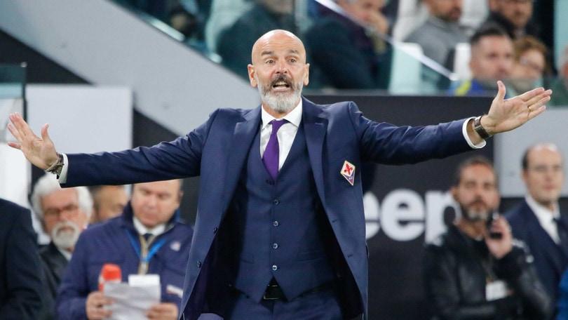 Serie A Fiorentina, Pioli: «Il gol di Mandzukic era evitabile. Che peccato...»