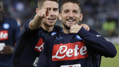 Serie A, scudetto: il Napoli avanza nelle quote