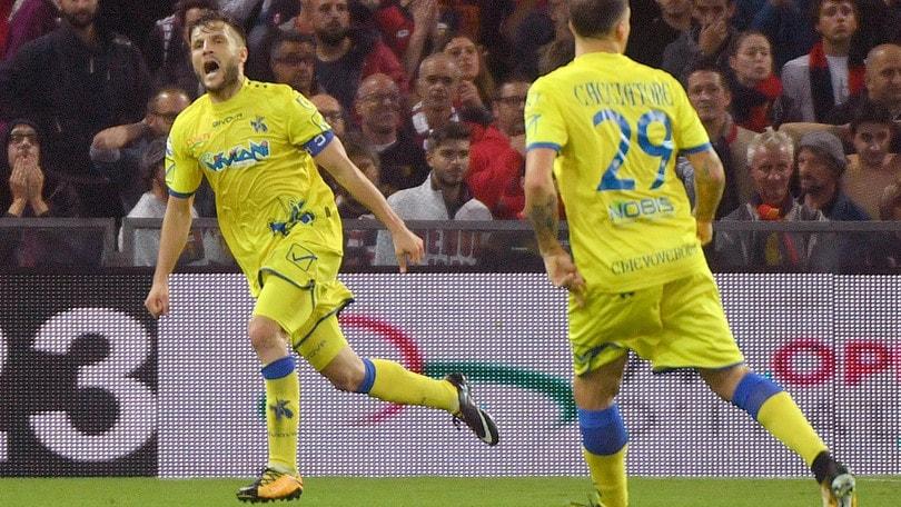 Serie A Chievo, solo fisioterapia per Hetemaj