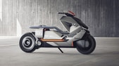 BMW lancia lo scooter del futuro